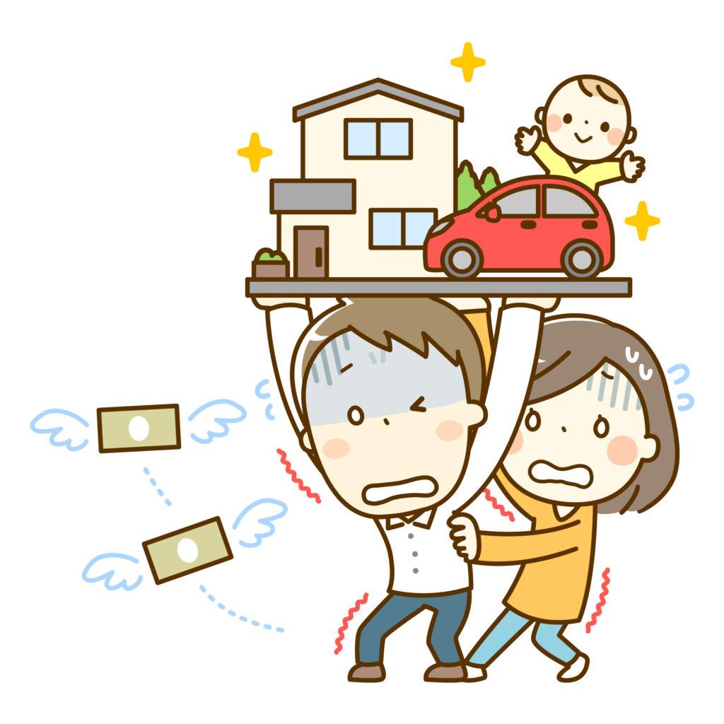 生活保護の自宅と車について