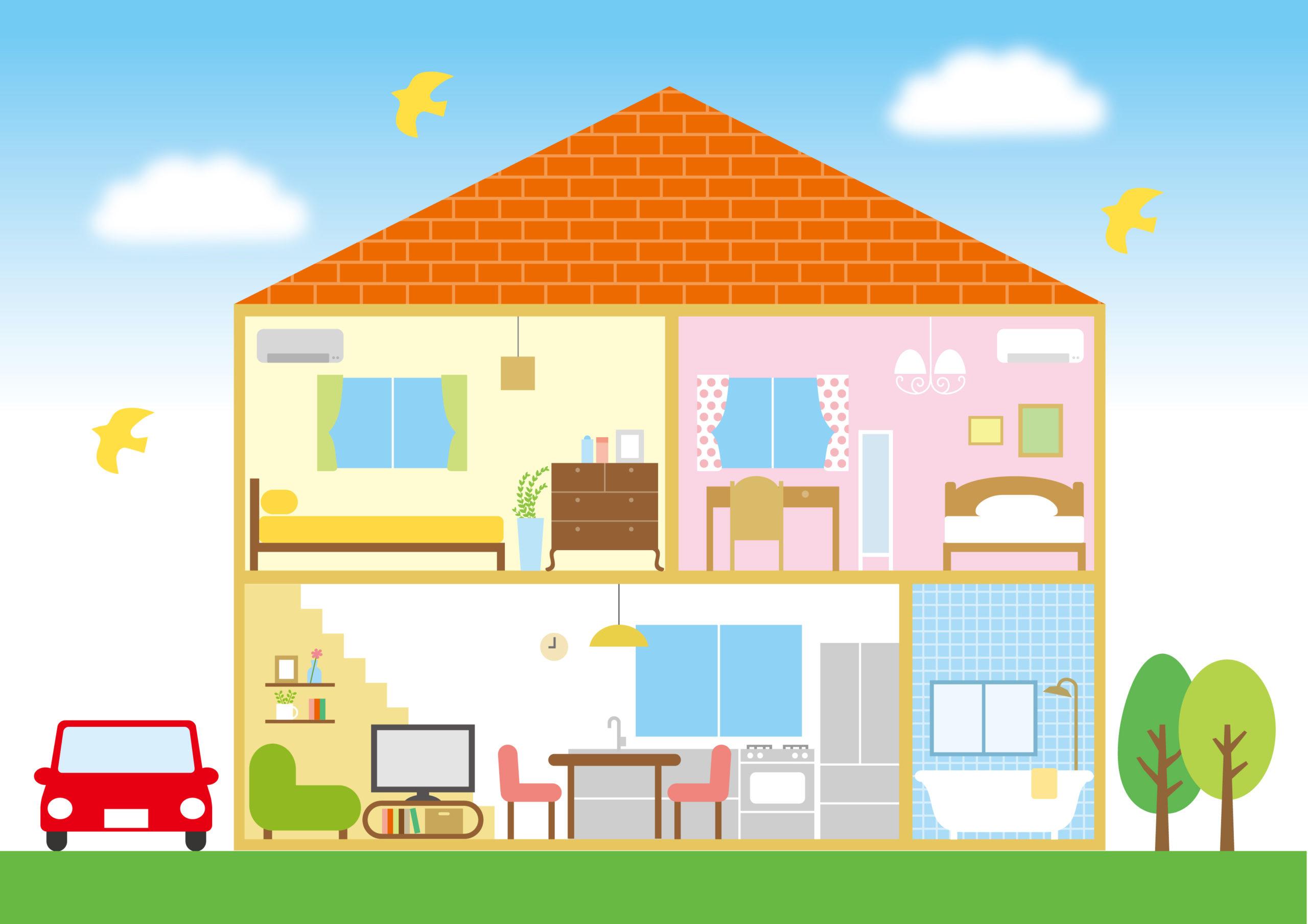 賃貸の間取りの1畳【帖・j】はどのくらいの広さで何を基準にしてる?