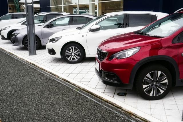 車両保険の補償の範囲